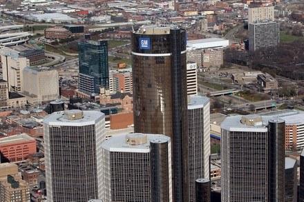 Siedziba GM w Detroit /AFP