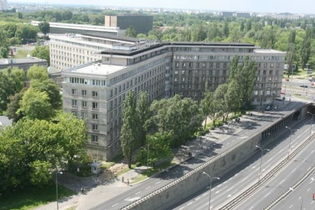 Siedziba GUS w Warszawie /Informacja prasowa