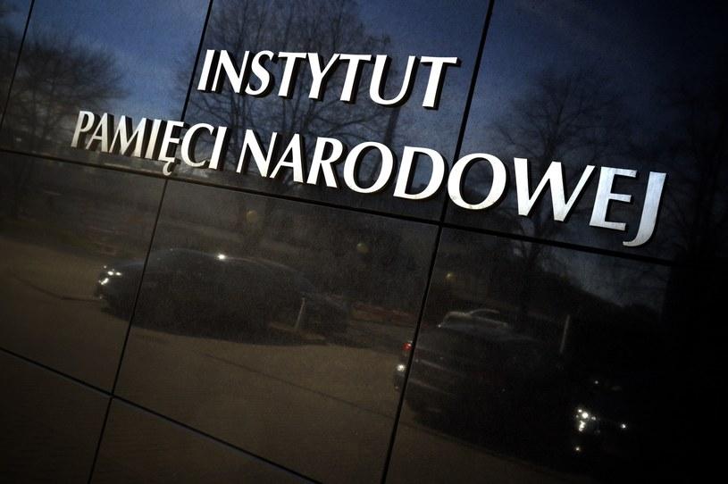 Siedziba IPN, zdj. ilustracyjne /Włodzimierz Wasyluk /East News