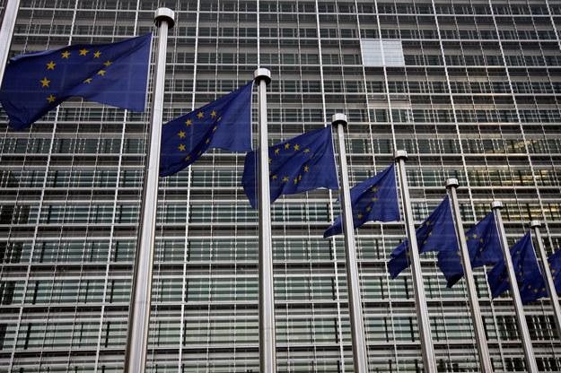 Siedziba KE w Brukseli / Radek Pietruszka   /PAP