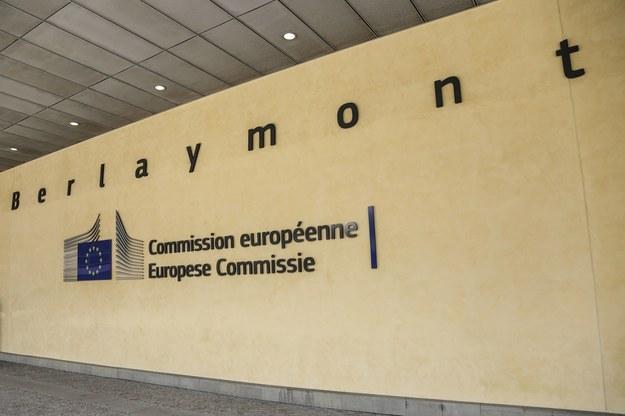 Siedziba Komisji Europejskiej. Budynek Berlaymont /Wojciech Olkuśnik /PAP