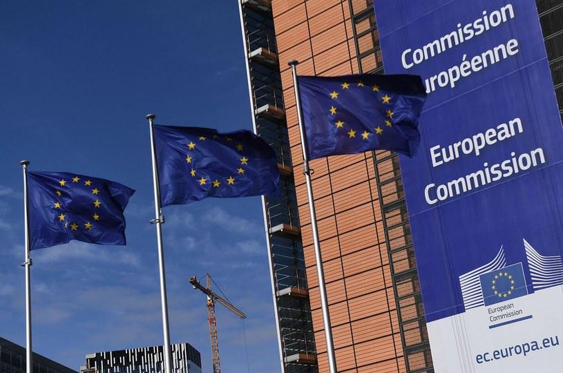 Siedziba Komisji Europejskiej w Brukseli; zdj. ilustracyjne /AFP