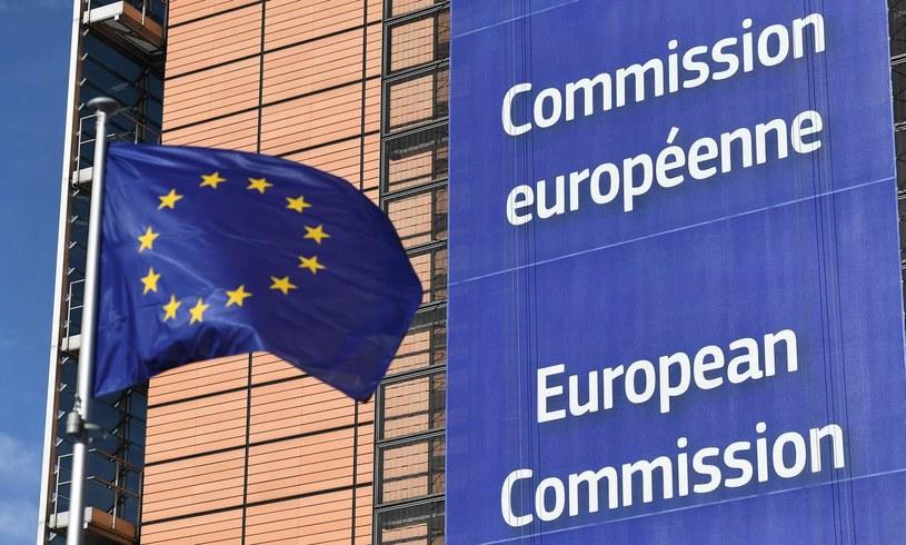 Siedziba Komisji Europejskiej w Brukseli /AFP