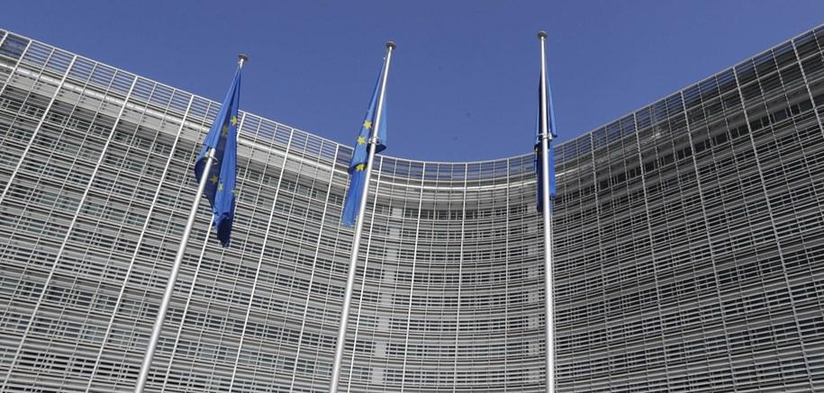 Siedziba Komisji Europejskiej /OLIVIER HOSLET /PAP/EPA
