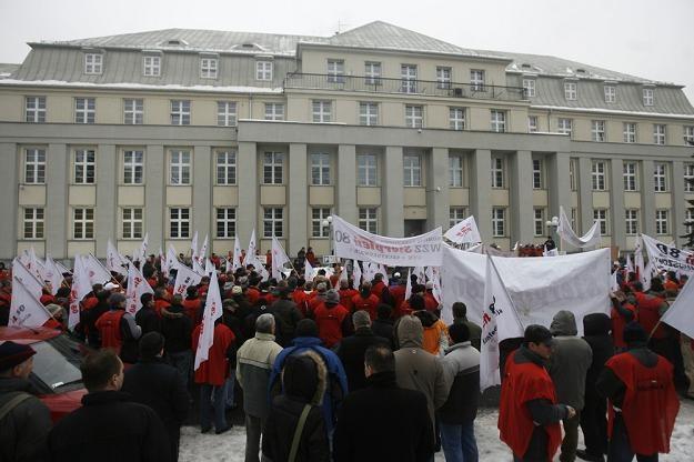 Siedziba Kompanii Węglowej w Katowicach. Fot Andrzej Mikruta /Reporter