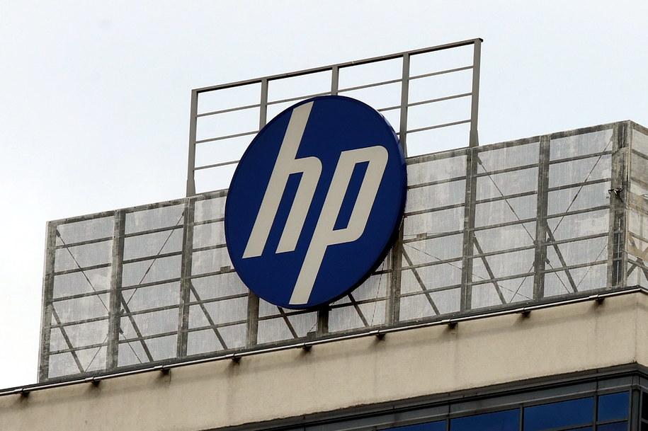 Siedziba koncernu informatycznego Hewlett-Packard przy ul. Szturmowej w Warszawie /Tomasz Gzell /PAP
