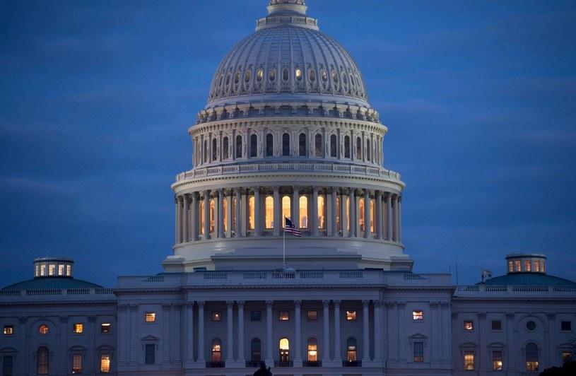 Siedziba Kongresu USA /AFP