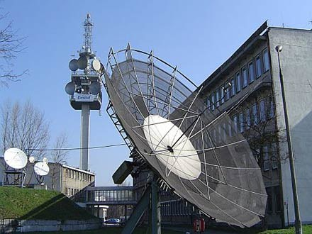 Siedziba krakowskiej telewizji/ fot. strona internetowa TVP3 /TVP