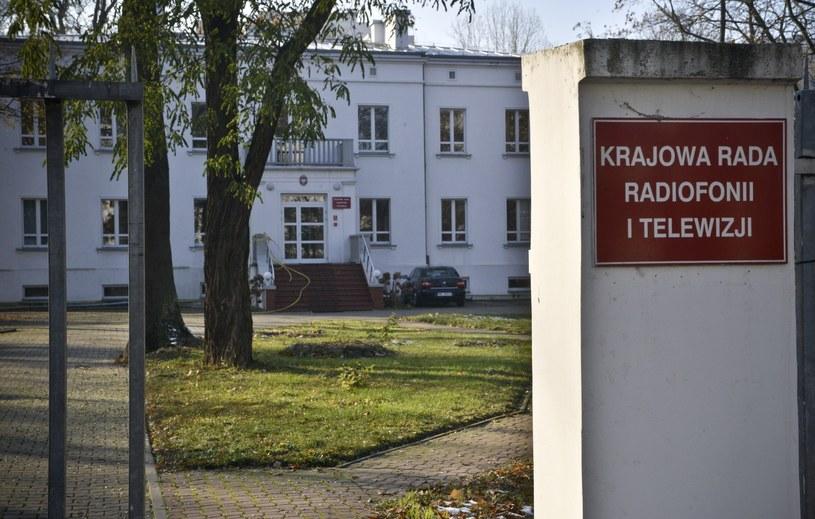 Siedziba KRRiT /Włodzimierz Wasyluk /East News