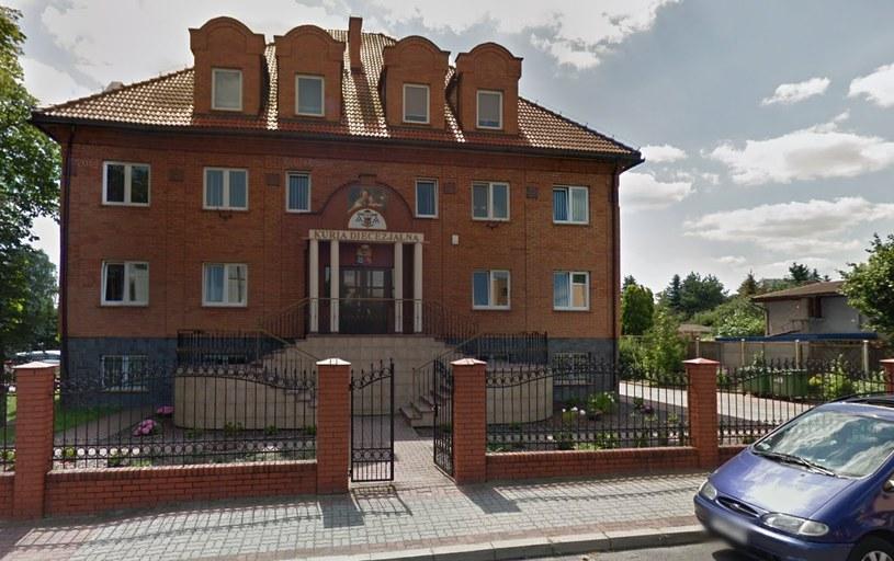 Siedziba kurii diecezjalnej w Kaliszu /Google Maps /