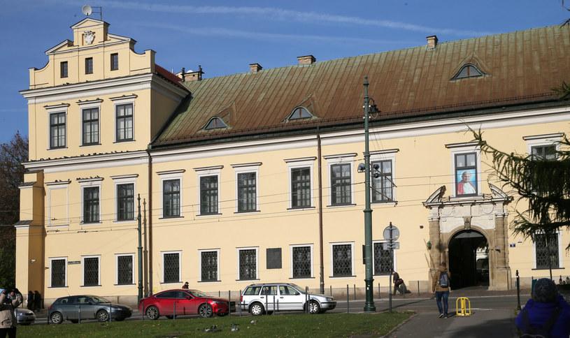 Siedziba kurii w Krakowie /MONKPRESS/East News /East News