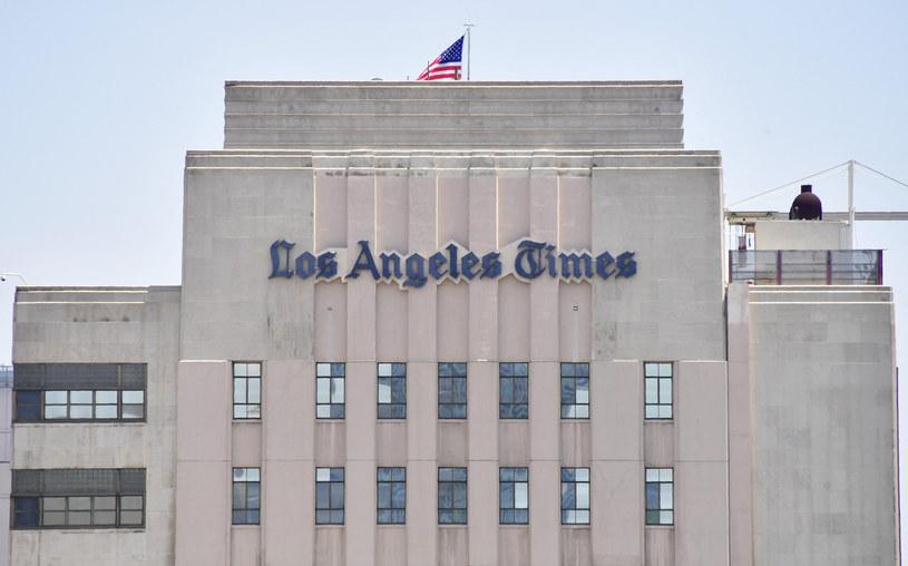 "Siedziba ""Los Angeles Times"" /AFP"