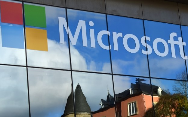 Siedziba Microsoftu w Luksemburgu /AFP