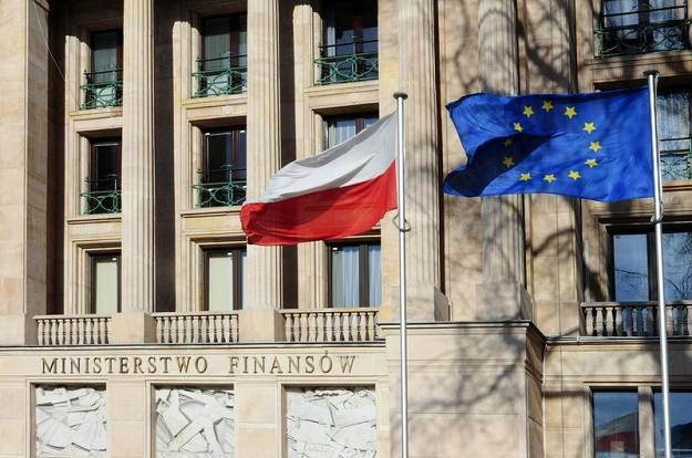 Siedziba Ministerstwa Finansów. Fot. Włodzimierz Wasyluk /Reporter