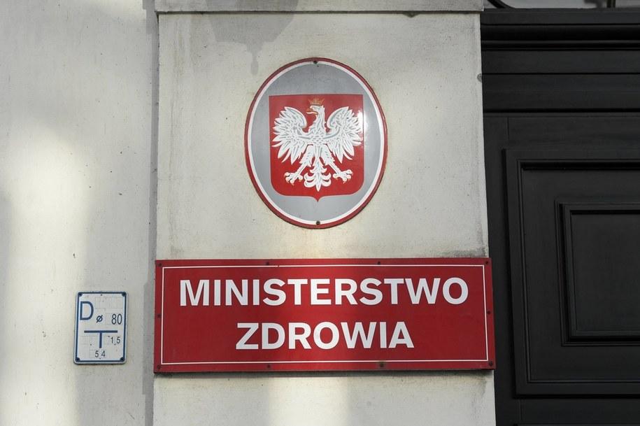 Siedziba ministerstwa Zdrowia w Warszawie / Radek Pietruszka   /PAP