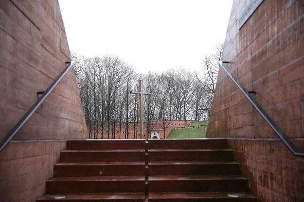 Siedziba Muzeum Katyńskiego na terenie Cytadeli Warszawskiej / Leszek Szymański    /PAP