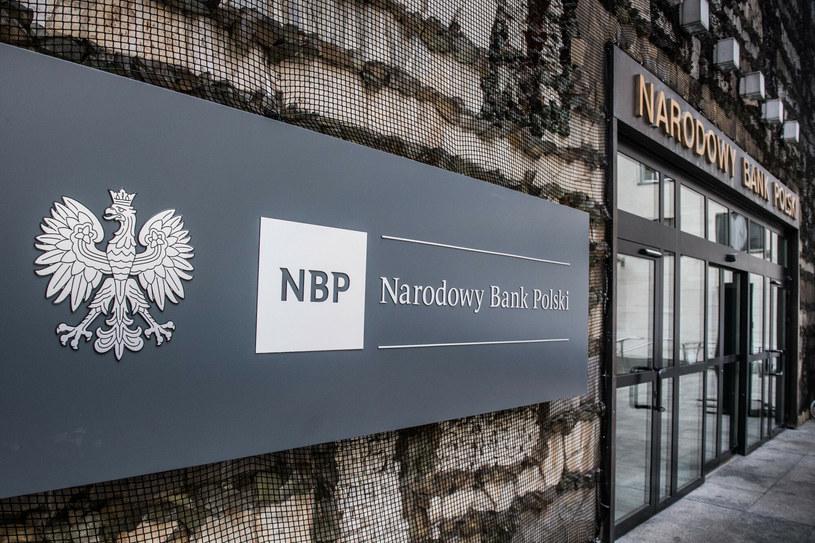 Siedziba Narodowego Banku Polskiego /Jacek Domiński /Reporter