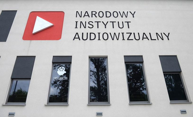 Siedziba Narodowego Instytutu Audiowizualnego w Warszawie /Jacek Turczyk /PAP
