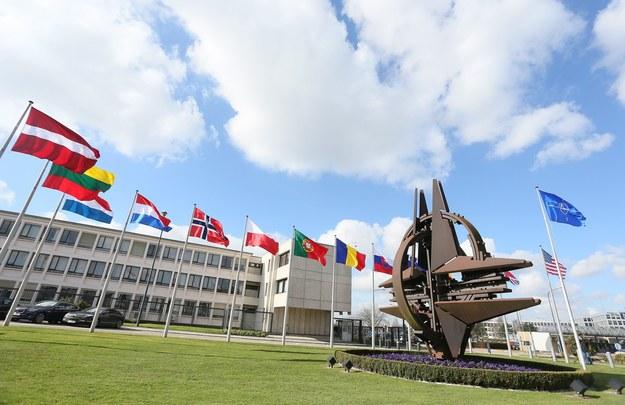 Siedziba NATO w Brukseli /JULIEN WARNAND /PAP/EPA