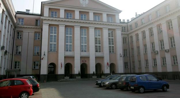 Siedziba NIK /Bartłomiej Zborowski /PAP