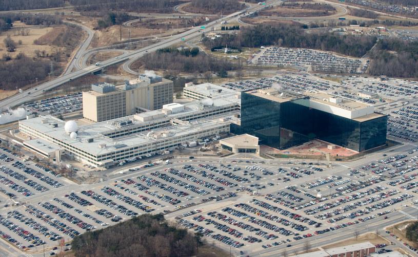 Siedziba NSA w Fort Meade /SAUL LOEB /AFP