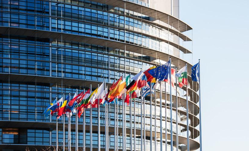 Siedziba Parlamentu Europejskiego /123RF/PICSEL