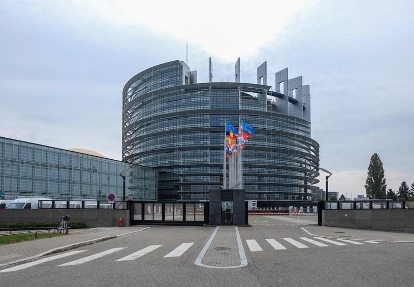 Siedziba Parlamentu Europejskiego /PAWEL JASKOLKA /Reporter