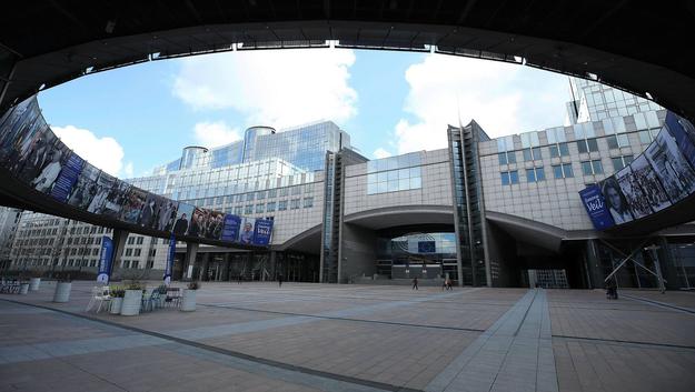 Siedziba Parlamentu Europejskiego /PAP/Abaca