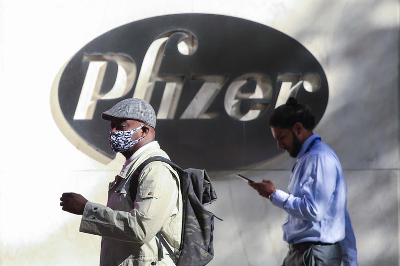 Siedziba Pfizer w Nowym Jorku /AFP