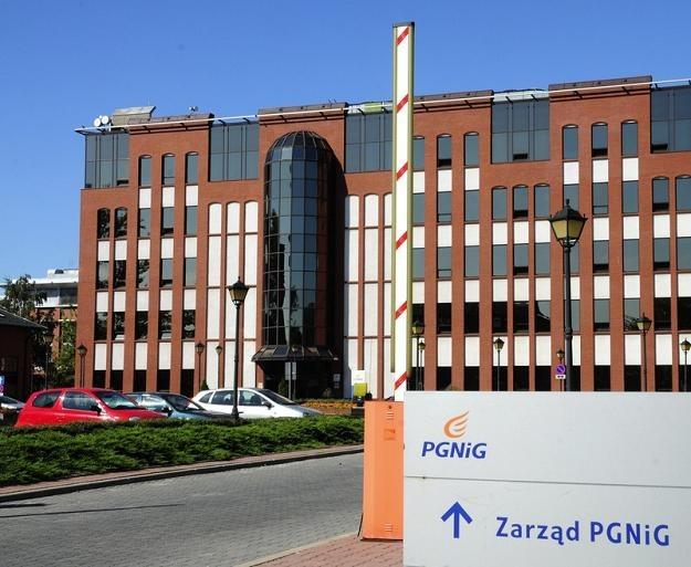 Siedziba PGNiG w Warszawie. Fot. Wlodzimierz Wasyluk /Reporter