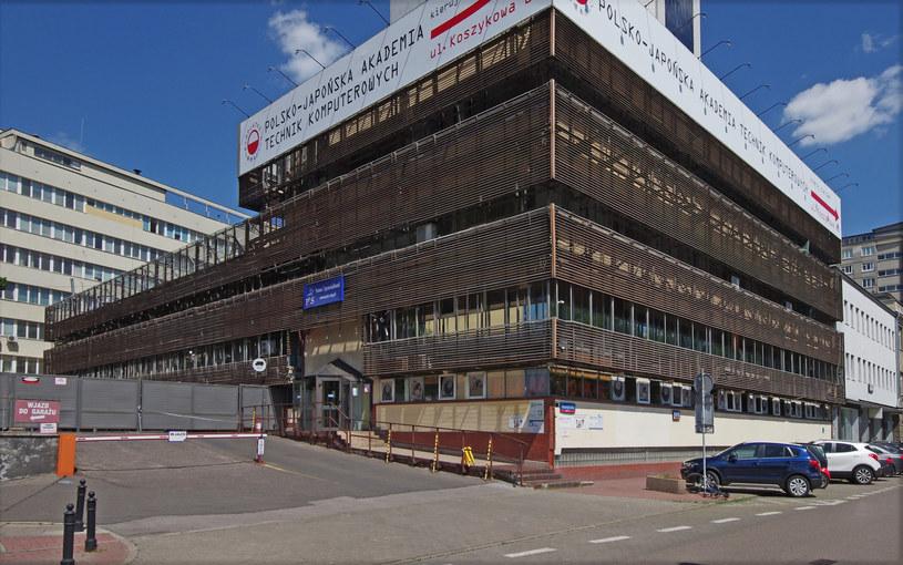 Siedziba PiS przy Nowogrodzkiej w Warszawie /Marek Bazak /East News