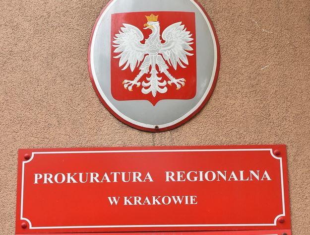 Siedziba prokuratury Regionalej w Krakowie /Jacek Bednarczyk   /PAP