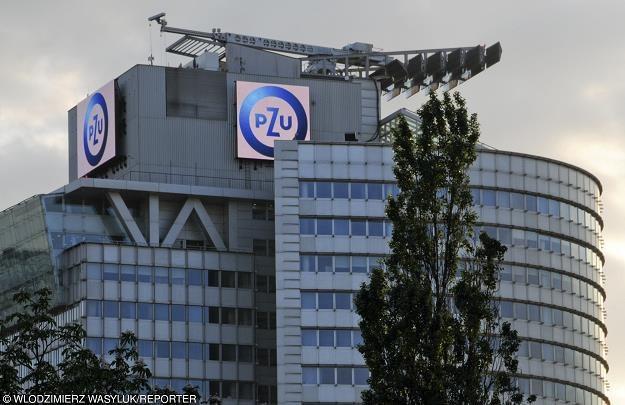Siedziba PZU. Fot. Włodzimierz Wasyluk /Reporter