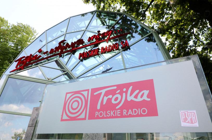 """Siedziba rozgłośni Programu Trzeciego Polskiego Radia, czyli słynnej """"Trójki"""" /Piotr Molecki /East News"""