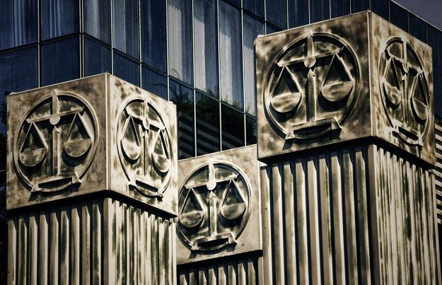 Siedziba Sądu Najwyższego w Warszawie /East News