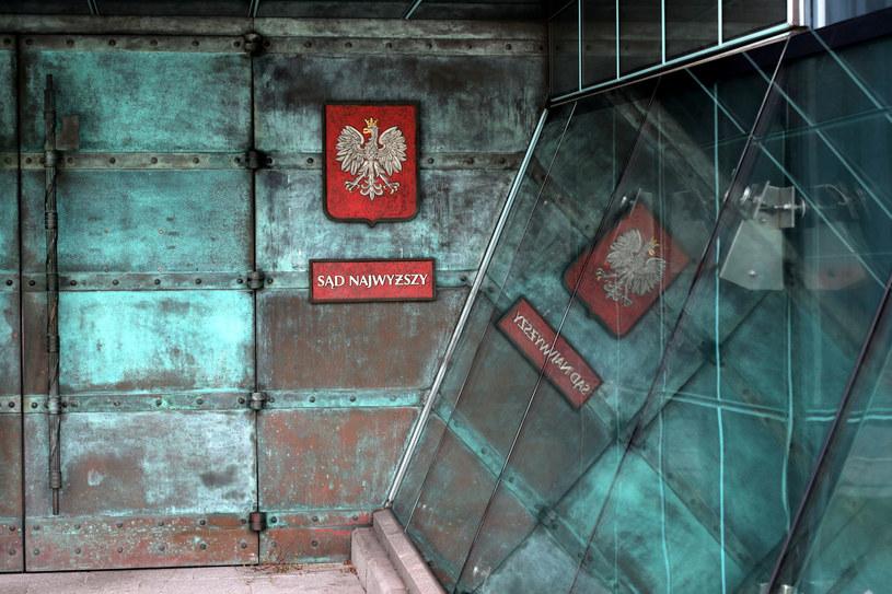 Siedziba Sądu Najwyższego; zdj. ilustracyjne /Piotr Molecki /East News