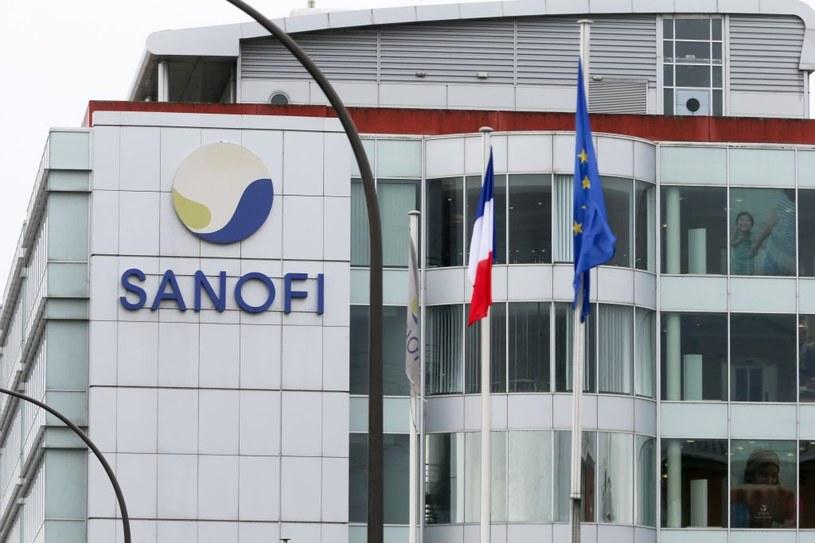 Siedziba Sanofi na przedmieściach Paryża /Michel Stoupak/NurPhoto /Getty Images