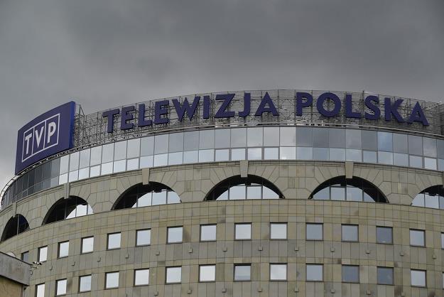Siedziba Telewizji Polskiej /fot. Jakub Wosik /Reporter