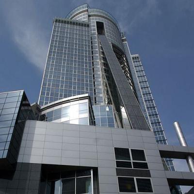 Siedziba TP SA w stolicy. Fot. WOJCIECH TRACZYK /Agencja SE/East News