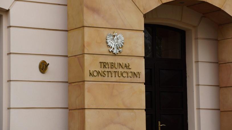 Siedziba Trybunału Konstytucyjnego /Michał Dukaczewski (RMF FM) /RMF FM