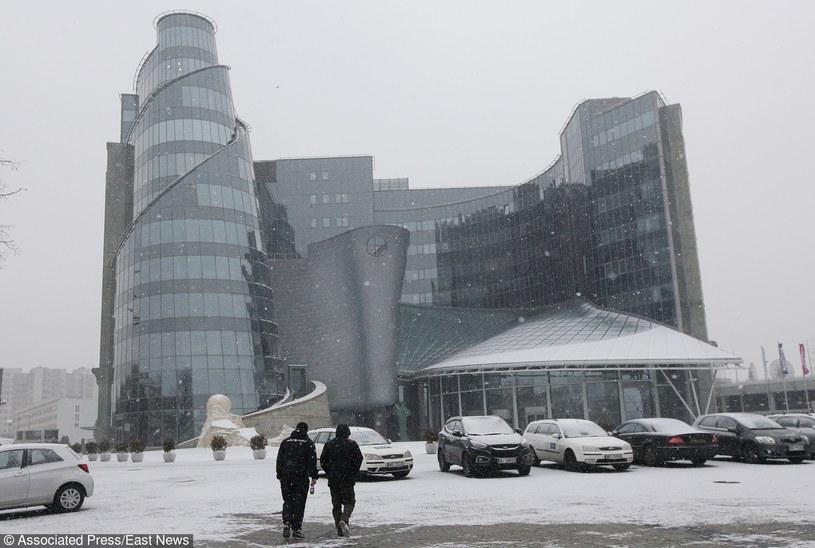 Siedziba TVP przy ul. Woronicza w Warszawie /Associated Press /East News