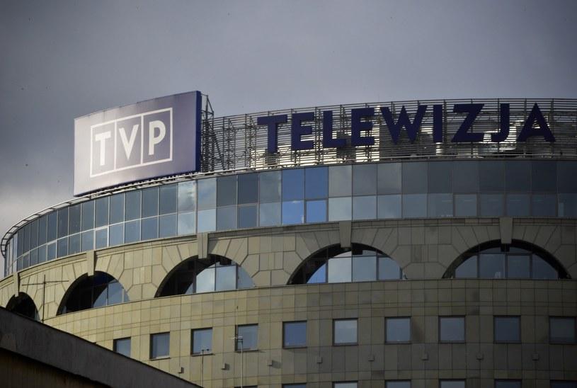 Siedziba TVP / zdj. ilustracyjne /Wlodzimierz Wasyluk /East News