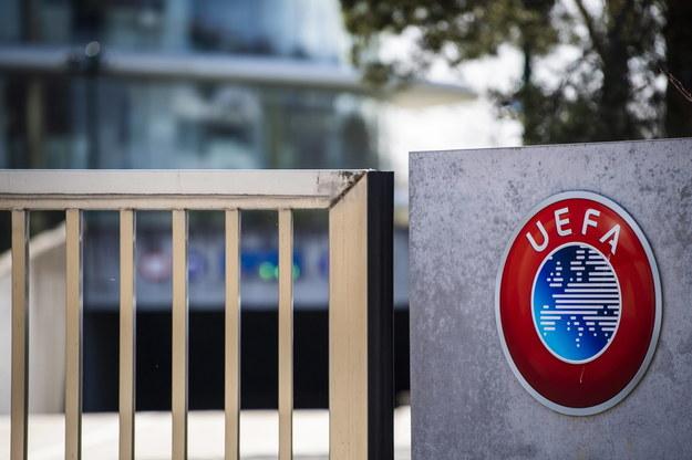 Siedziba UEFA w Nyon w Szwajcarii /JEAN-CHRISTOPHE BOTT /PAP/EPA