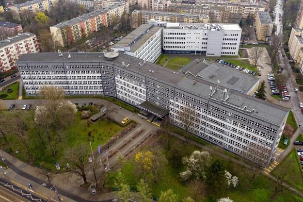 Siedziba Uniwersytetu Pedagogicznego w Krakowie /Łukasz Gągulski /PAP