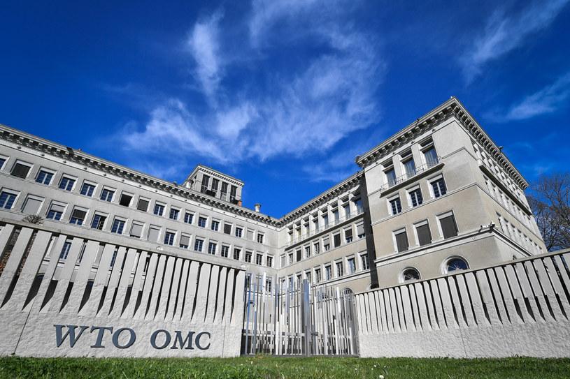 Siedziba WTO w Genewie /AFP