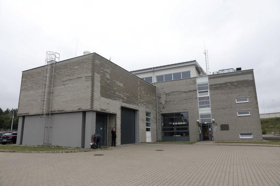 Siedziba zakładu MPWiK przy ulicy Farysa na warszawskich Bielanach / Tomasz Gzell    /PAP