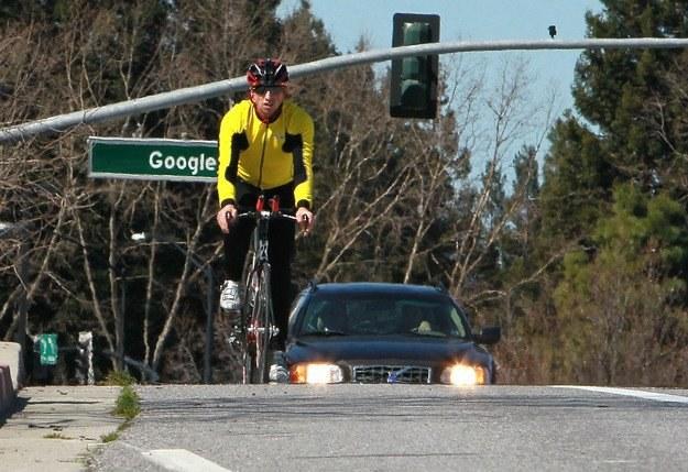 Siedziiba firmy Google znajduje się w Mountain View w Kalifornii /AFP