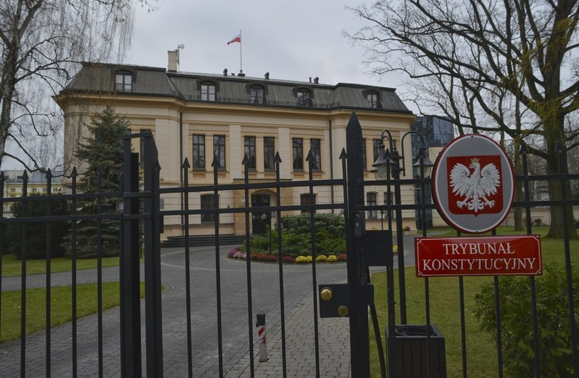 Siedzina Trybunału Konstytucyjnego /Wlodzimierz Wasyluk /Agencja FORUM