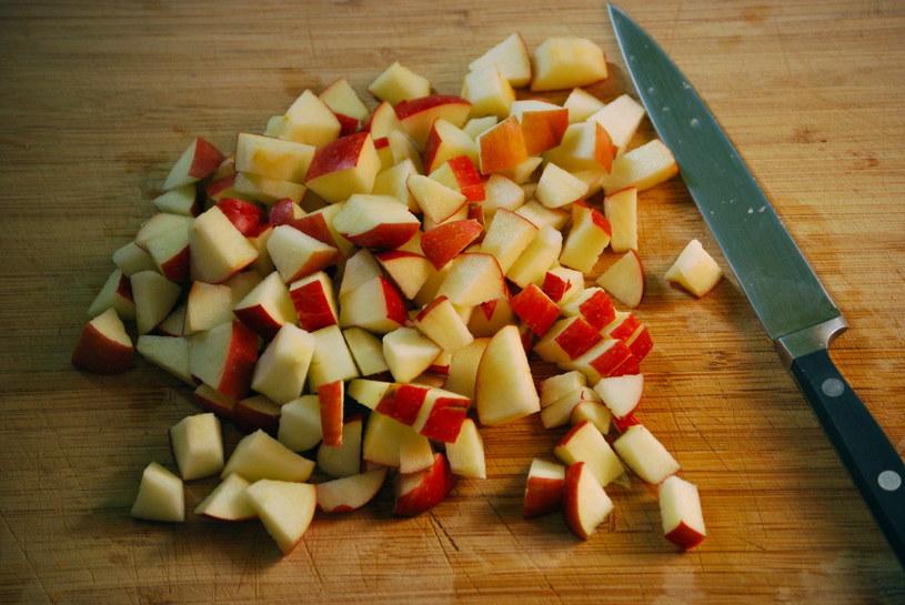 siekane jabłka /© Photogenica