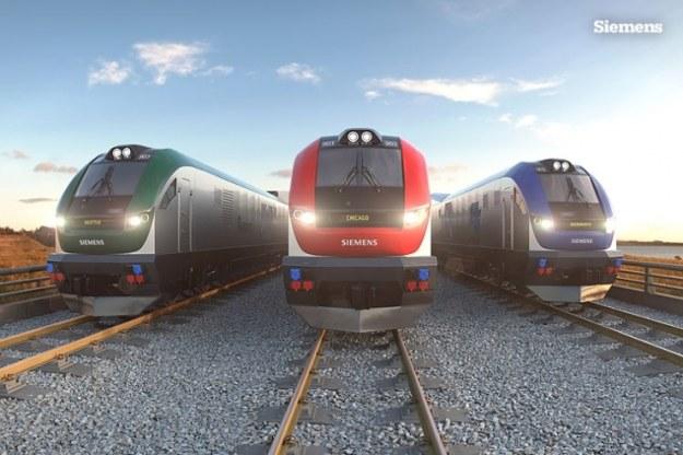 Siemens Charger.  Fot. Siemens /materiały prasowe